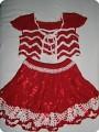 Болеро+юбка пе-пе