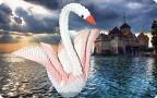 Белая лебедь-птица НАДЕЖДА...