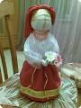 Кукла-оберег на основе мотанки