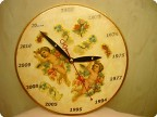Часы для юбиляра