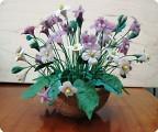 IMG_6395 Тюльпаны из гофрированной бумаги своими руками, 3 мастер-класса