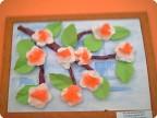 Источник.  Статьи по теме.  Ветка барбариса из бисераСХЕМА.  Популярное.  Яблони в цвету.
