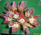 SA400171 Тюльпаны из гофрированной бумаги своими руками, 3 мастер-класса