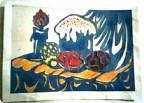 Вытынанка: Наши вытынанки к Пасхе