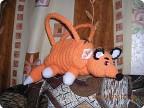 Игрушка Вязание крючком: сумочка-игрушка Нитки.