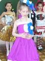 Платье из гофрированной бумаги своими руками на конкурс для девочки 52