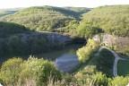 Водопад Мердвен-Тубю и весна на Мангупе