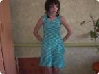 Платье для дочери.