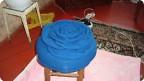 Интерьер Мастер-класс Шитьё Чехол для стула Ткань.