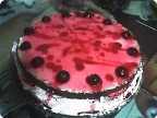 Вишневый тортик