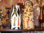 Африканские вазочки