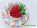 Первый опыт модульного оригами.