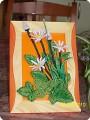Макраме: Мои цветы.  Нитки.  Фото 1.
