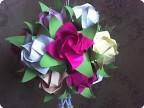 Мой шар из роз Фукуями