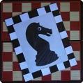 Шахматная тематика поделки