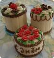 мои первые тортики