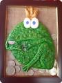 Царевна-лягушка (жадина)