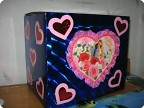 Своими руками ящик для валентинок