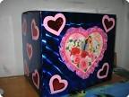 Почтовый ящик для влюблённых.