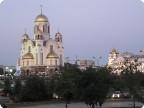 Крестный ход в день памяти Царственых страстотерпцев.