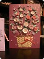 Как сделать открытку своими руками на юбилей 55 лет