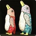 Пингвины из папье маше, нужен совет