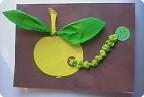 Яблоко, арбуз и трубочковые фантазии...