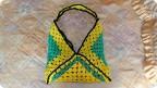 Украшение Вязание крючком: еще одна сумочка из пакетов.  Фото 1.