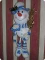 Снеговик своими руками на конкурс