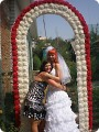 Украсить дачный участок своими руками к свадьбе