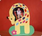 Мастер-класс Поделка изделие Рама паспарту День защиты детей Аппликация Рамка для фотографии Бумага Клей.