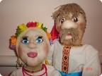 Куклы из поролона как сделать