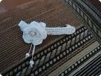 Украшение Вязание крючком: Украшения для волос, заколки и шпильки с...