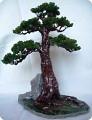 бисероплетение схемы деревья бонсай.  Post by gropyniso.