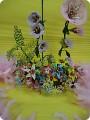 Коллективная работа Украшение День рождения День семьи Бисероплетение Цветные сны Бисер фото 1.
