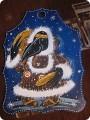 Декор предметов Роспись: Мои этнические досточки Дерево.  Фото 1.