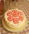 Вязание крючком - Вязаный торт и пирожное.