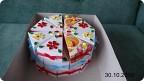 Поделки на день рождения тортик