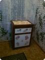 Декор предметов Декупаж: Старая мебель - вторая жизнь 2. Фото 1.