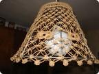 Декор предметов Макраме: Плетение Шпагат.