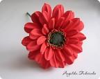 Мой первый цветок!  Огромное спасибо Марие за ее замечательный МК ( http://stranamasterov.ru/node/57317#...