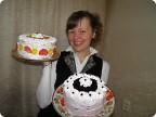 Торт маме на день матери своими руками