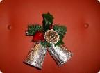 Поделка своими руками колокольчик рождественский