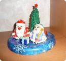 Снегурочка своими руками для детского сада