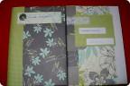 Как сделать обложку для блокнота из бумаги