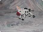 Игрушка Бисероплетение: Корова) Бисер.