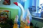 Поделка, изделие Оригами модульное: Проектная работа моих учеников...