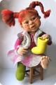 Куклы Валяние (фильцевание): какие валянки надеть?  Шерсть.