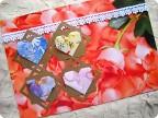 Сегодня я покажу, как можно сделать сердце - оригами.  Такое сердце красиво смотрится на праздничных открытках и...