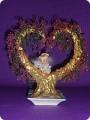 Декор предметов Бисероплетение Деревья из бисера Бисер Гипс Гуашь фото 1.
